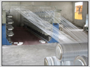 PP and HDPE Plastic Extrusion Flat Film Stretching Line pictures & photos