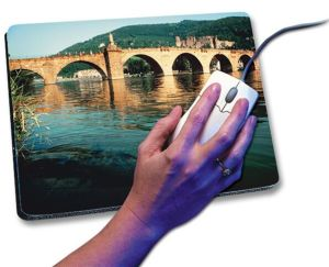 Custom Design Printed Anti-Slip Mouse Mice Pad Mat pictures & photos
