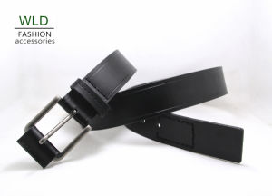Fashion Basic Genuine Top Leather Men′s Belt Lky1196 pictures & photos