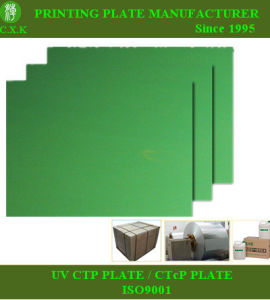 Speedy Exposure Sensitive China UV Ctcp Plate pictures & photos