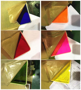 2017 New Products Thickness 1.8-25mm Color Cast Acrylic Sheet pictures & photos