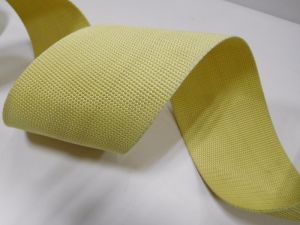 90mm Kevlar Aramid Fiber Webbing for Machine pictures & photos