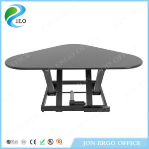 Electric Height Adjustable Stand up Desk (JN-LD09E-T) pictures & photos