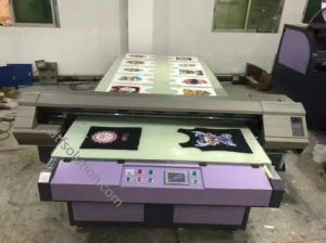 Fd-1688 Digital Flatbed Printer with Bulk Ink pictures & photos