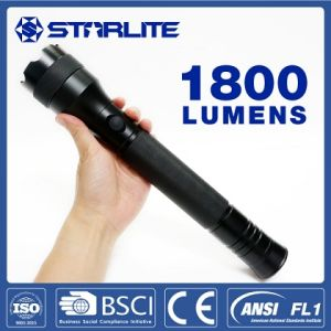 Starlite 1800 Lumens 3D Batteries Aluminum LED Flashlight
