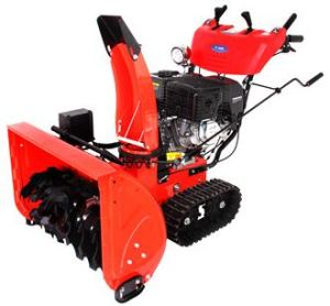 Hot Sell Gasoline Track Snow Thrower (TY26DG90T)