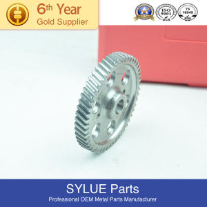 Factory Price Custom Cast Iron Wheel with Sand Casting pictures & photos