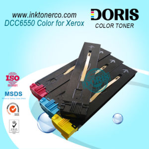 Compatible Premium Refillable Toner Cartridge Dcc6550 Color Copier Toner for Xerox Apeosport 650I 750I C5540I 6550I 7550I pictures & photos