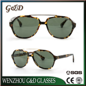High Quality New Design Acetate Fashion Sunglasses Ab12285 pictures & photos