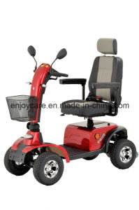 800W Scooter Four Wheel Electric Scooter Mobility Scooter (EML48A) pictures & photos