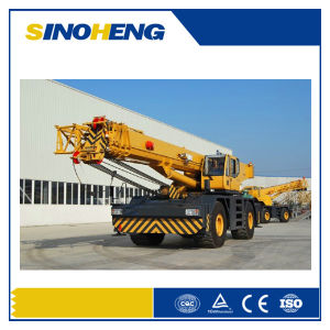 New Arrival Cheap Price Rough Terrain Crane Qry60 pictures & photos