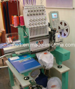 Cup Embroidery Machine pictures & photos