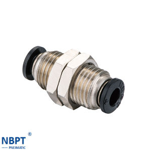 The New Brass Fittings for Quick Connecting Tube Fittings pictures & photos