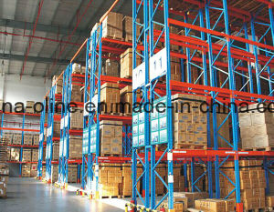 Customized Industrial Storage Usage Warehouse Steel Pallet Rack pictures & photos