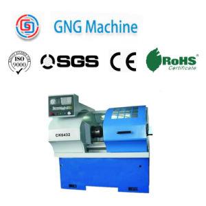 High Precision CNC Lathe Machine Ck6432 pictures & photos