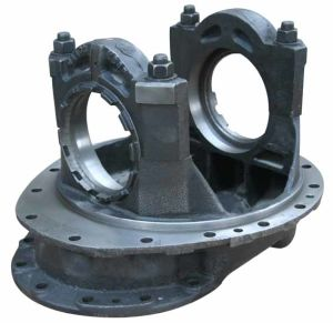 Speed Reducer Part of HOWO Truck pictures & photos