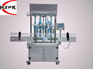 Automatic Paste Filling Machine (GT4T-4G) pictures & photos
