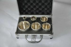 Vacuum Brazed Diamond Core Drill