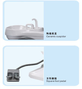 Hot Sale Economic Hight Quality Dental Unit with CE pictures & photos