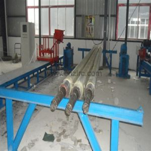 FRP Pipe Mould Large Diameter Pipe Winding Mandrels pictures & photos