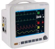 Professional Manufacture High Good Quality Veterinary Vet Animal Patient Monitor with Good Price pictures & photos