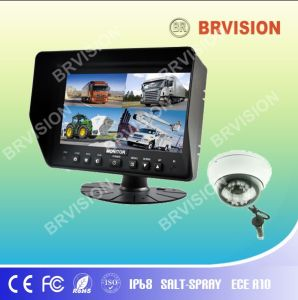 7inch Rear View System with Dome CCD Camera pictures & photos