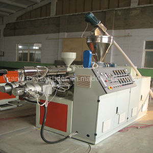 Automatic Extruder Plastic Extrusion Machine for PVC Pipe pictures & photos