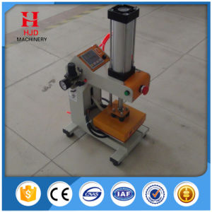 Factory Supply Label Heat Press Machine pictures & photos