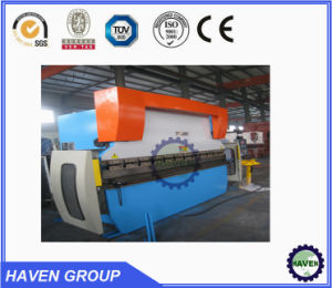 2-WE67K-800X4000 CNC Multi-Machine Tandem Hydraulic PressBrake pictures & photos