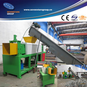 PE Film Squeezing Dewatering Machine pictures & photos