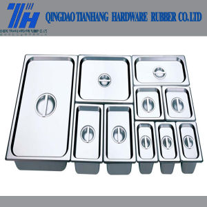 Stainless Steel Gastronom Pan, Gn Pan, Food Tray
