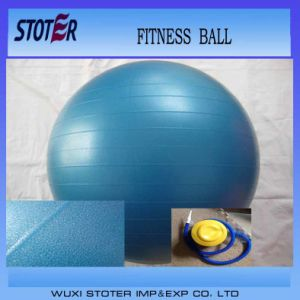 Anti Burst Custom Color 95cm Ecofriendly PVC Fitness Yoga Ball pictures & photos