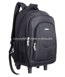 Trolley Wheeled Laptop Computer Notebook Bag Pack Backpack (CY1811) pictures & photos