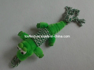 Pet Dog Toy Squeak Chew Pet Rope Toy pictures & photos