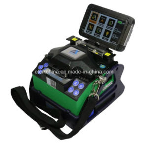 Eloik FTTH CE/ISO Certified Excellent Quality Optical Fiber Fusion Splicer