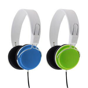 Headphone, Headset, Fashionable Colourful Headphone (HEP-306)