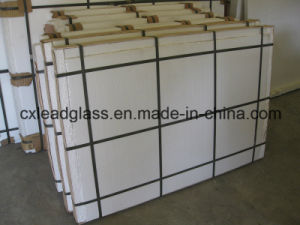 Medical X Ray Shielding Glass with Ce, ISO&SGS pictures & photos