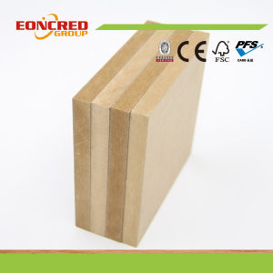Competitive Price 4′x8′ Raw MDF pictures & photos