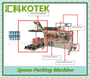 Automatic High-Efficiency Spoon Packing Machine pictures & photos