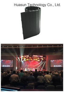 Soft LED Curtain P3.9mm for Video Wall Easy to Install for Trade Show pictures & photos