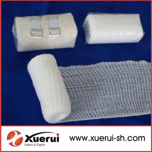 Medical PBT Bandage, Elastic PBT Bandage pictures & photos