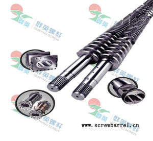 Concial Twin-Screw Barrel for Extrusion Machine (QYY036)