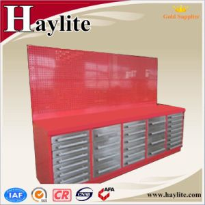 High Quality Steel Workbench with Drawers pictures & photos