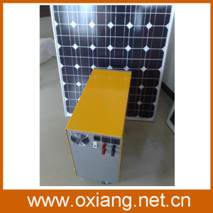 Chinese Factory Directly Suplply Home Use 600W Solar Generator System Ox-Sp081A pictures & photos