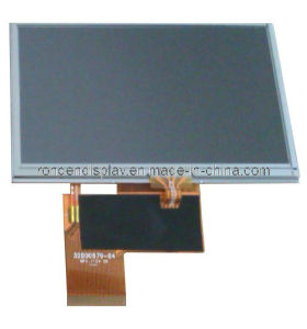 Rg043dtt-02 ODM 4.3inch TFT LCD Screen Brightness 500CD/M2 LCD Display pictures & photos