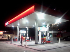 135W CE Approved LED Gas Station Light pictures & photos