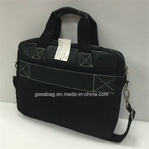 Laptop Computer Notedbook Carry Fashion Multi Function Vintage Handbag Briefcase (GB#40007) pictures & photos