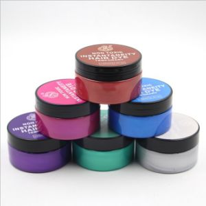 Professional Hair Color Cream Temporary Non Allergic Hair Dye pictures & photos
