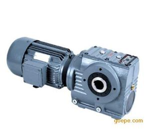 S Series Helical Gear - Worm Reducer Turbine pictures & photos