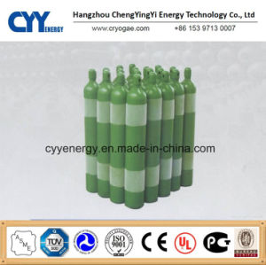 Low Price 50L High Pressure Oxygen Nitrogen Argon Carbon Dioxide Seamless Steel Cylinder pictures & photos